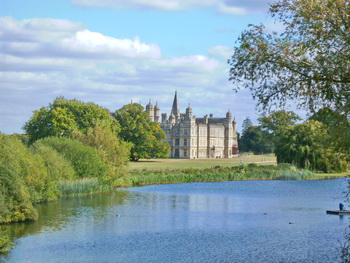 Burghley House 2009